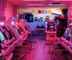3 Arcade-tyylin peliä