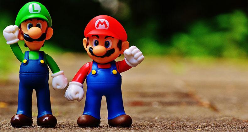 Lähetä kuva 3 Arcade tyylin peliä super mario - 3 Arcade-tyylin peliä